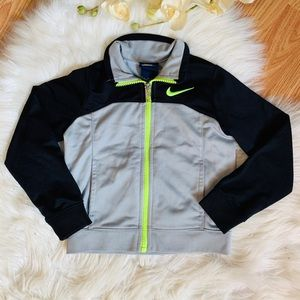Nike 2T zip up jacket